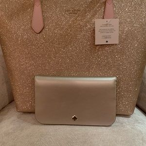 Brand New Kate Spade Nadine Medium Clutch/Wallet ✨